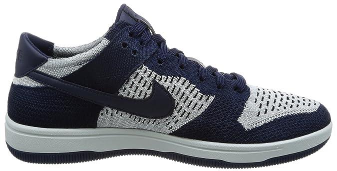 timeless design 8579a 8e140 Nike Dunk Flyknit, Chaussures de Basketball Homme  Amazon.fr  Chaussures et  Sacs