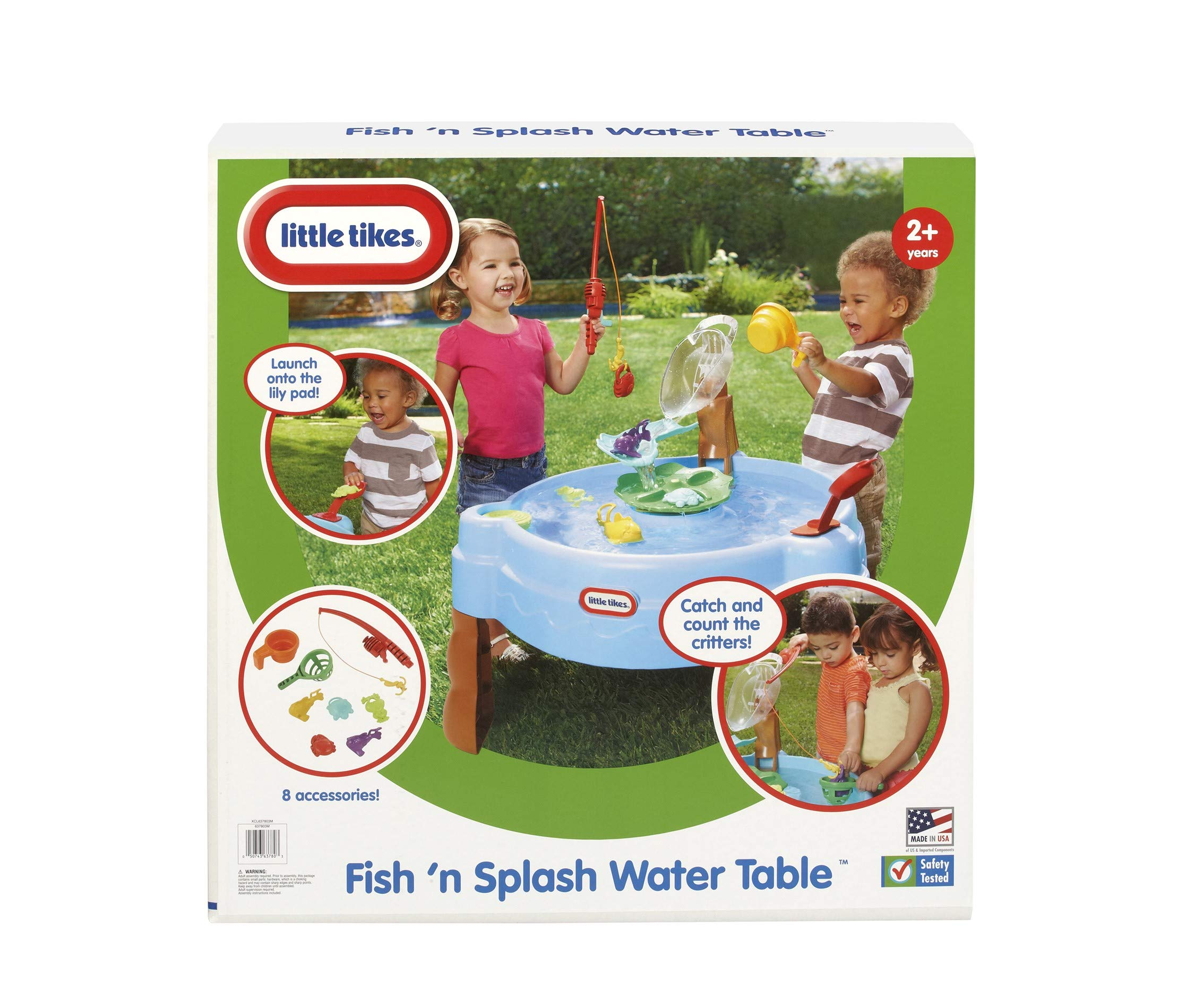 Little Tikes Fish 'n Splash Water Table by Little Tikes (Image #9)