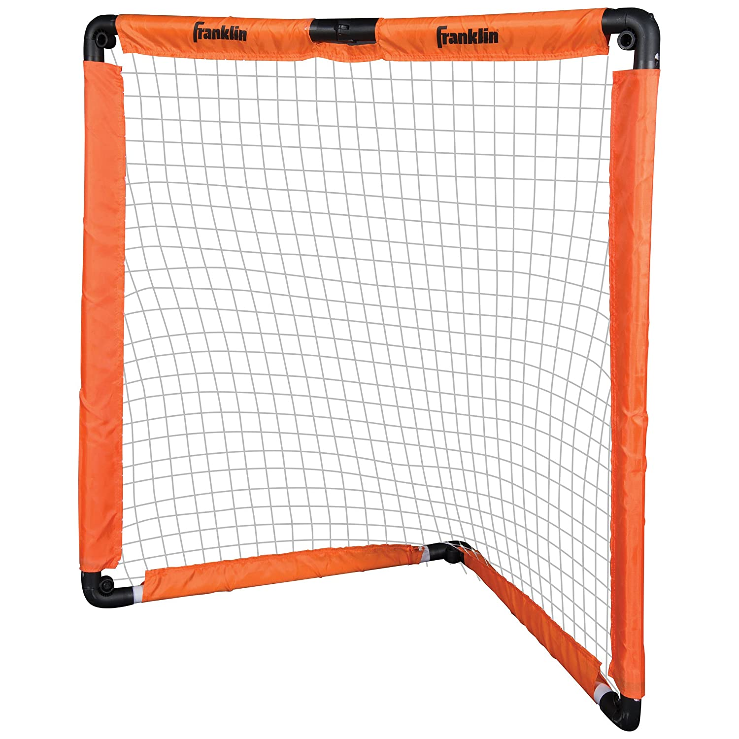 amazon com franklin sports youth insta set lacrosse goal
