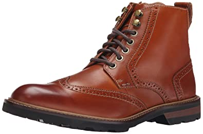 Amazon.com | Florsheim Men's Kilbourn Wing Tip Chukka Boot ...