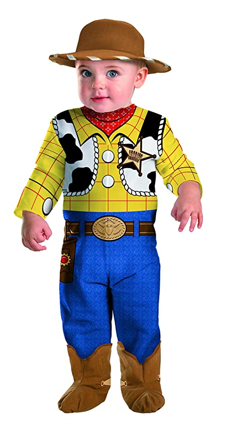 Disguise Baby Boy s Disney Pixar Toy Story and Beyond Woody Classic  Costume 7daf0968094