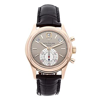 3f1fc0e169a Image Unavailable. Image not available for. Color  Patek Philippe  Complications Mechanical (Automatic) Grey Dial Mens Watch ...