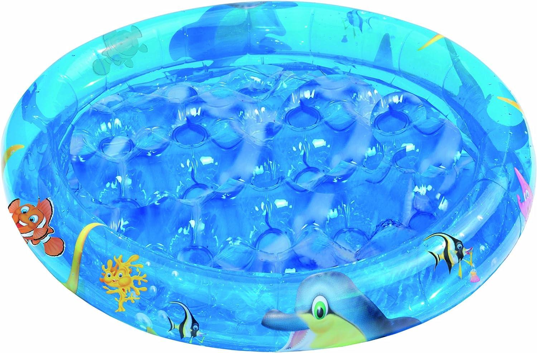 Wehncke 12068 - Piscina Hinchable para bebés sin Cloro y plastificantes Ø 91 cm: Amazon.es: Jardín