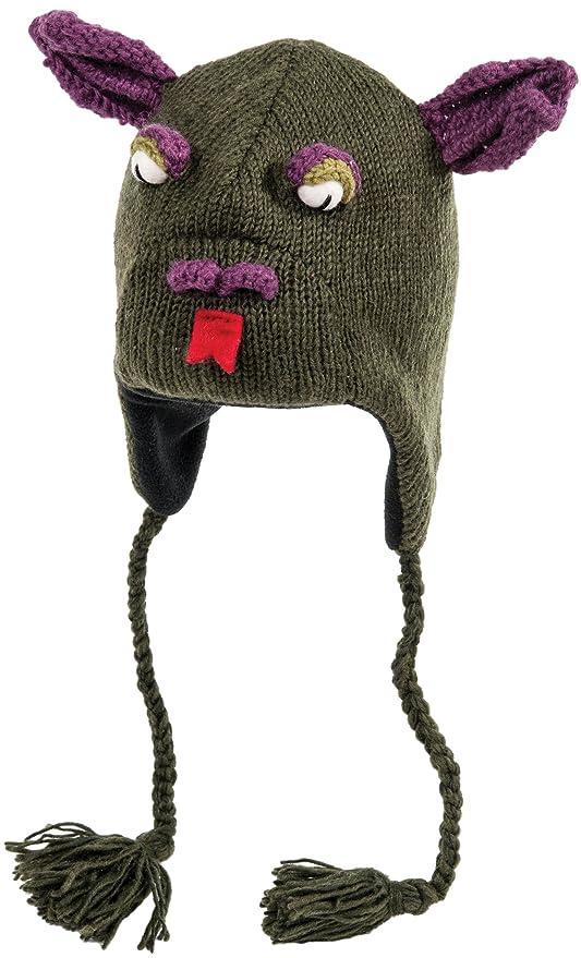 76369d3bec1 Amazon.com   Nirvanna Designs CHDRAGON Dragon Hat with Fleece