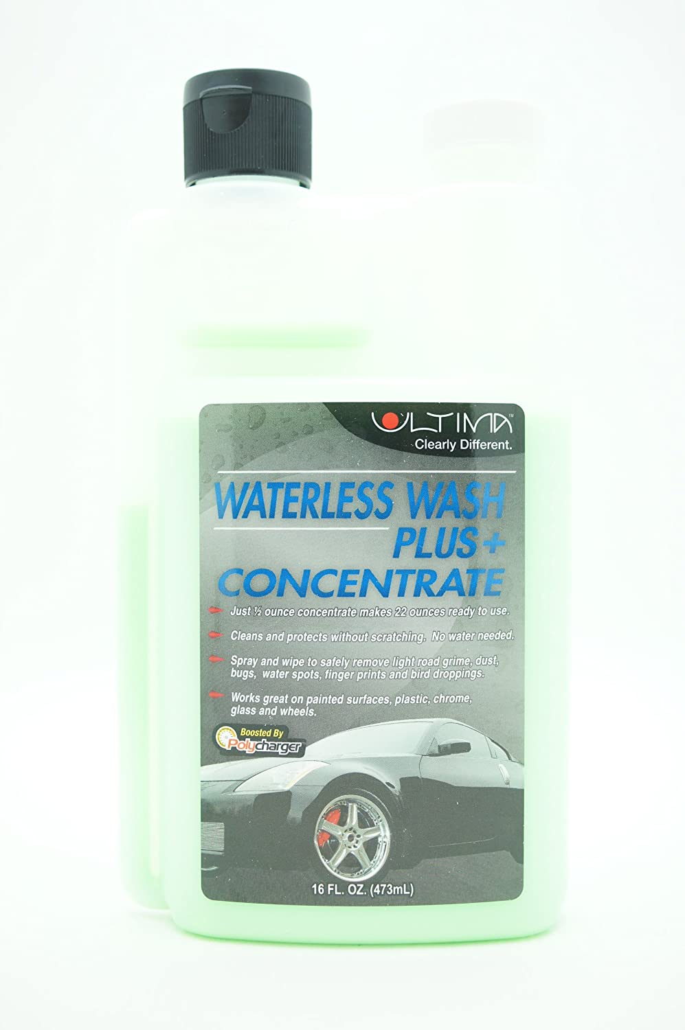 Ultima Waterless Wash Plus+ Concentrate, 16 Oz. ULT-8016C