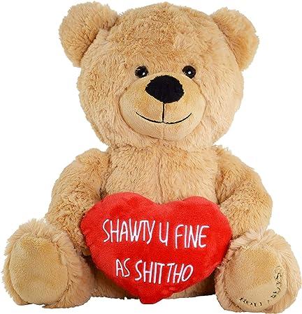 Shawty U Fine PlushTeddy Bear