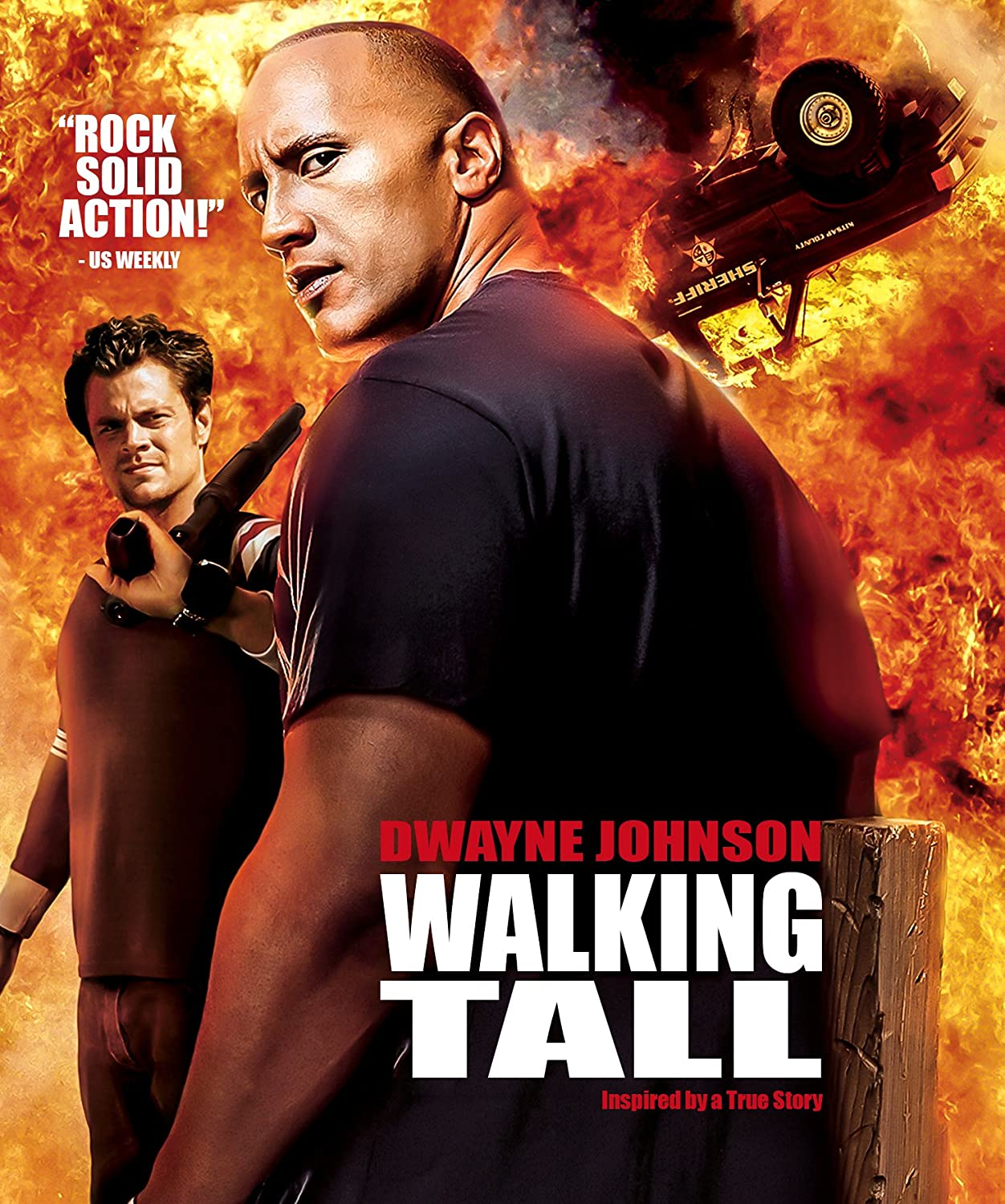 Walking Tall 2004 Special Edition Blu Ray Michael Bowen