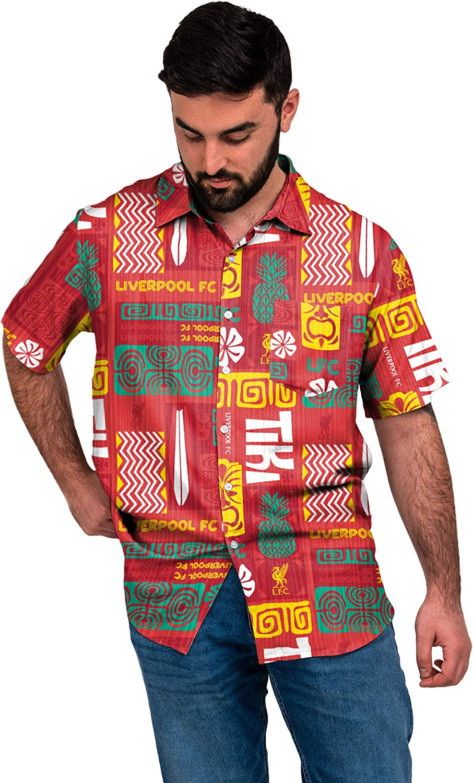 Foco Football Team - Camiseta para Hombre (Liverpool FC ...