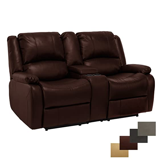 ... Console | RV Zero Wall Loveseat | Wall Hugger Recliner | RV Theater  Seating | RV Furniture | RV Living Room (Slideout) Furniture | Mahogany:  Automotive