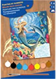 KSG - Loisirs Créatifs - Peinture au Numéro - Junior Masterpiece - Sirène
