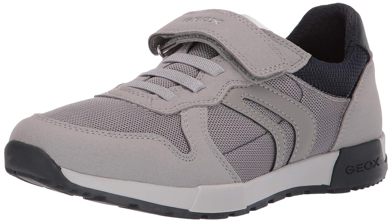 Geox Kids Alfier Boy 6 Velcro Sneaker