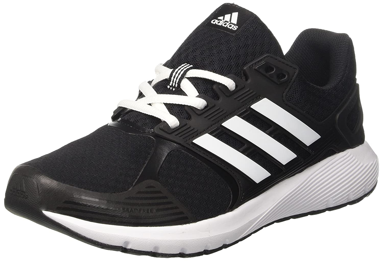 Adidas Duramo 8 M, Zapatillas de Running para Hombre 45 1/3 EU Negro (Core Black/Footwear White/Footwear White)