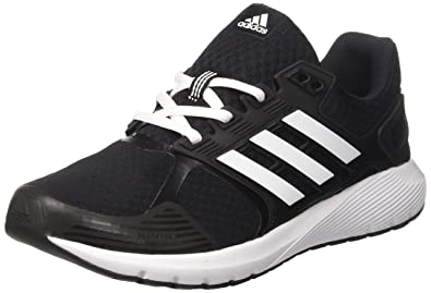brand new ab5d4 eb5eb adidas Duramo 8, Chaussures de Running Entrainement Homme, Noir (Core Black  Footwear White