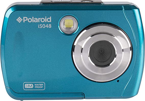 Polaroid IS048 Waterproof Instant Sharing 16 MP Digital Portable Handheld Action Camera