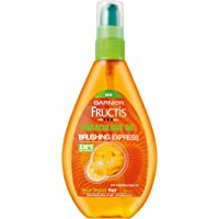 Garnier Fructis Miraculous Oil Brushing Express to Protect Hair from Styling 150ml