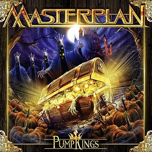 Masterplan - Pumpkings (Limited Edition Digipak)