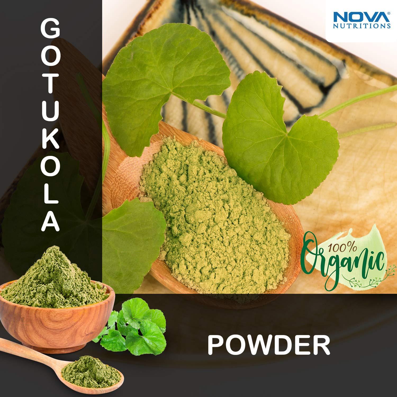 Organic Gotu Kola Powde