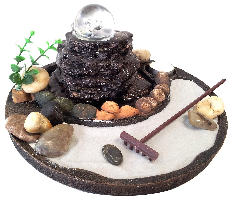 Giardino zen da tavolo online - Fontana zen da tavolo ...