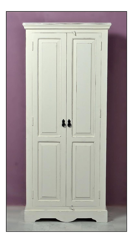 SIT-Möbel 6964-10 Schrank Toledo, 80 x 45 x 180 cm, Mango und MDF