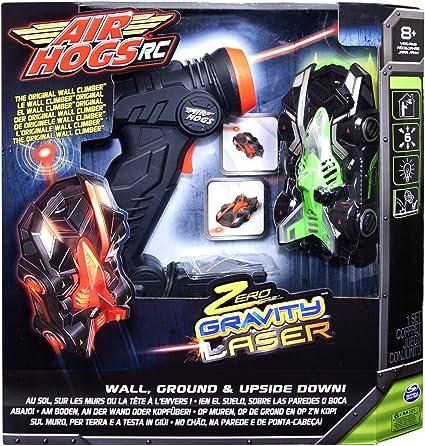 Air Hogs - Laser Zéro Gravity, coche teledirigido (Spin Master 6019815) [Importado] , color/modelo surtido
