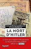 La mort d'Hitler
