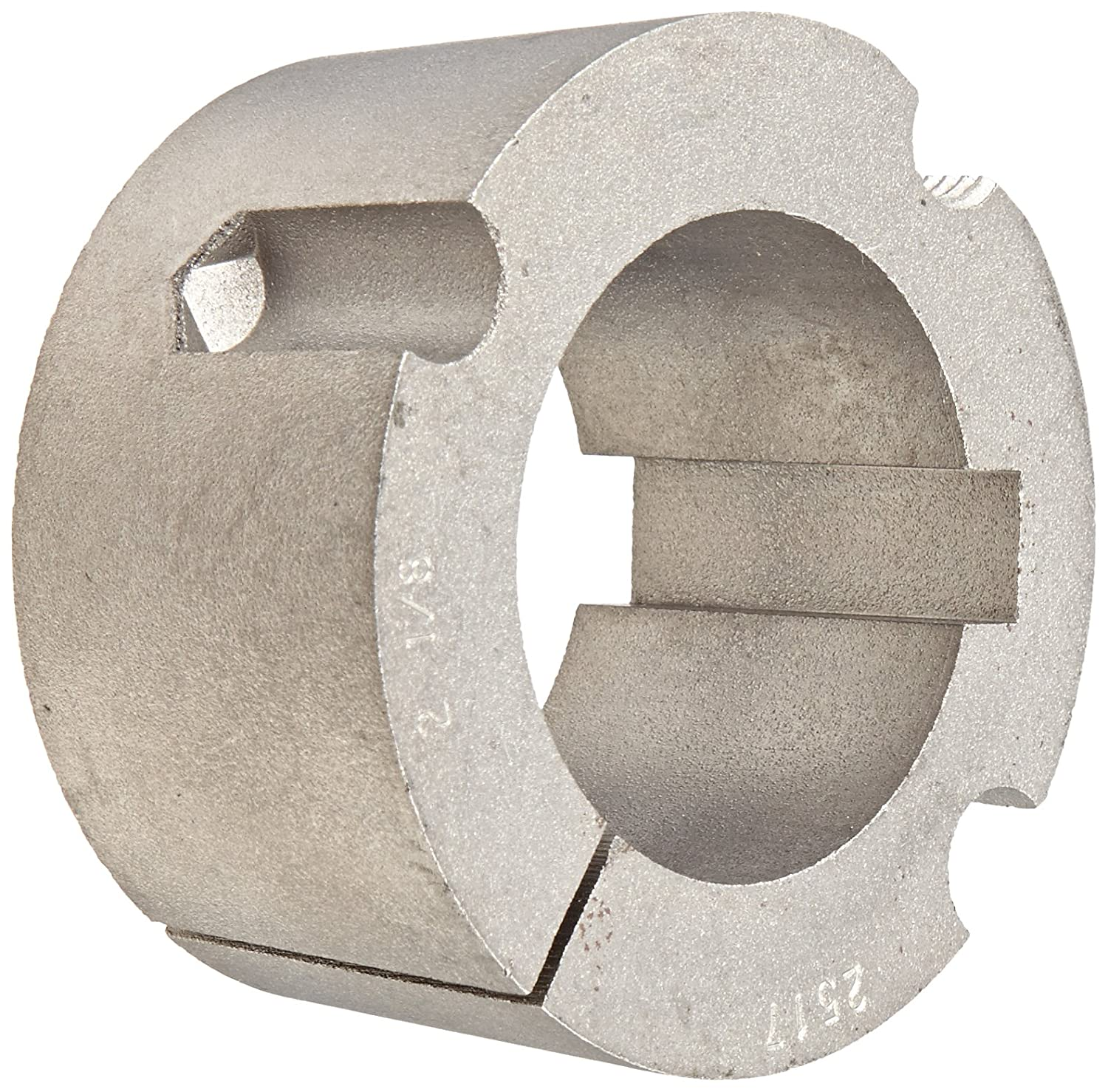 2.187 OD 1.38 Bore Inch 1.37 Length Sintered Steel Martin SDS 1 3//8 Quick Disconnect Bushing