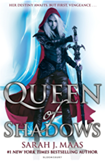 Queen of Shadows (Throne of Glass Book 4) (English Edition)