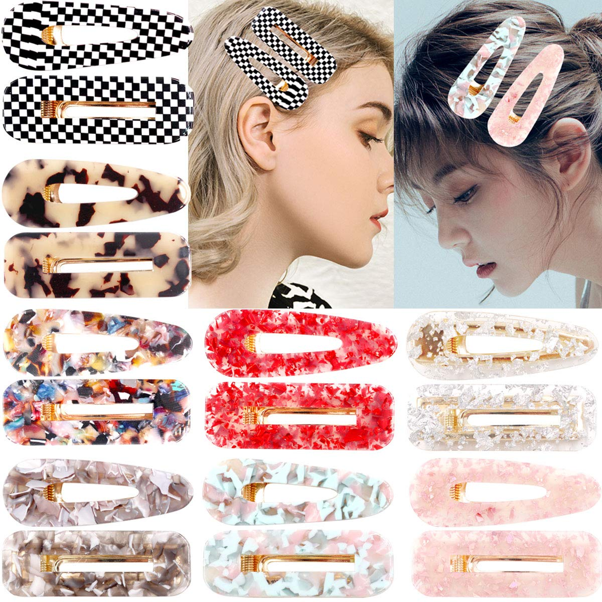 Top 9 Best Baby Hair Clips Reviews in 2019 7