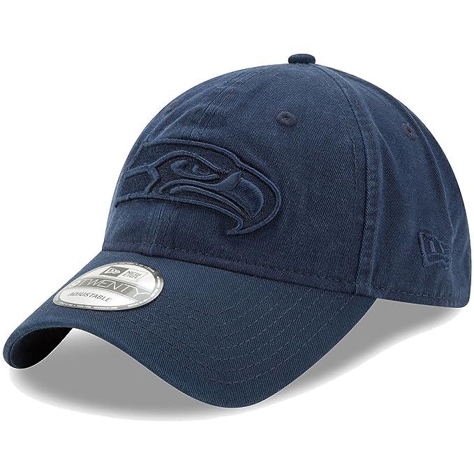 386392b7 Amazon.com : Seattle Seahawks New Era Core Classic Twill Tone ...
