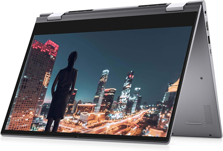 Dell Inspiron 14 5400 2 in 1 - 14 Inch FHD Touchscreen, Intel Core i7, 12GB Memory, 512GB Solid State Drive, Windows 10 Home (Latest Model)- Titan Grey (Renewed)