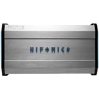 Amazon.com: Hifonics BRX2400.1D Brutus D-Class 1-Ohm