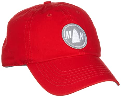 new styles 4ffb8 628ed Murphy & Nye Men's Cap Red One Size: Amazon.co.uk: Clothing