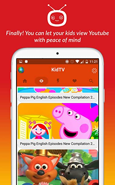 Amazon com: KidTV: Appstore for Android