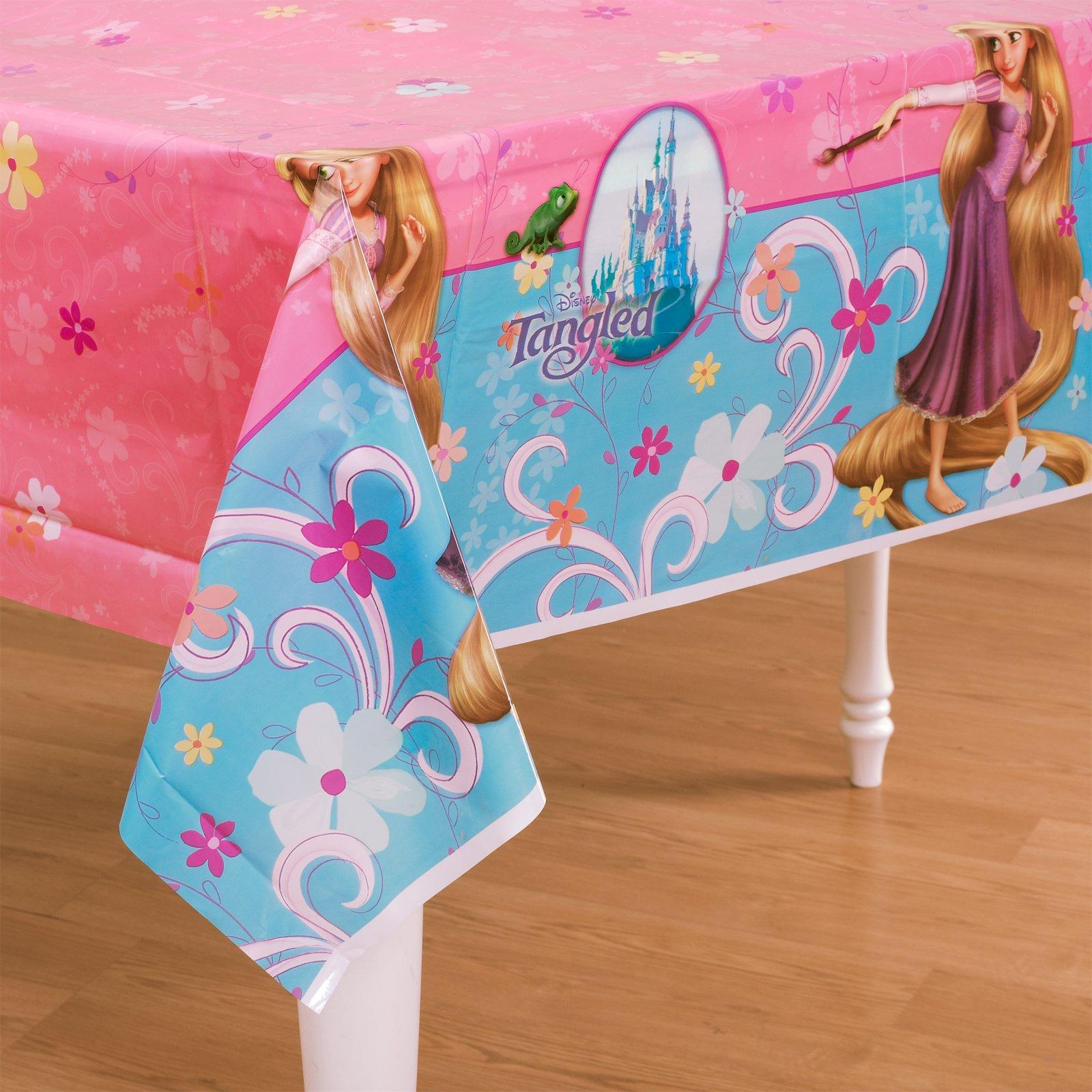 Disney's Tangled Plastic Tablecover