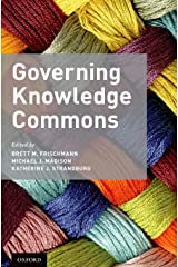 Governing Knowledge Commons Kindle Edition