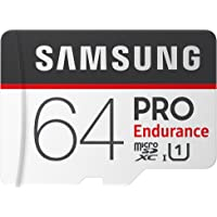 Samsung PRO Endurance Micro SDXC Card with Adapter 64 GB