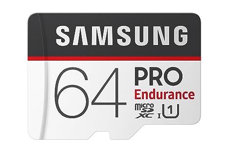 Samsung - Tarjeta de Memoria Micro SD con Adaptador (64 GB ...