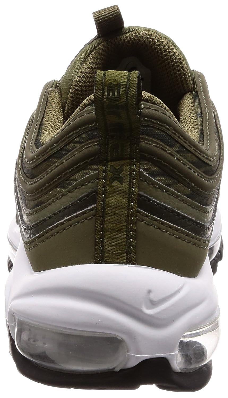 a0898dc722 Amazon.com   Nike Air Max 97 AOP Men's Shoes Medium Olive aq4132-200    Basketball