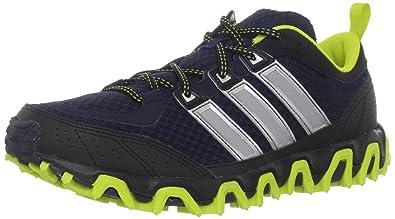 adidas uomini kx tr m sentiero scarpa da corsa, collegiale