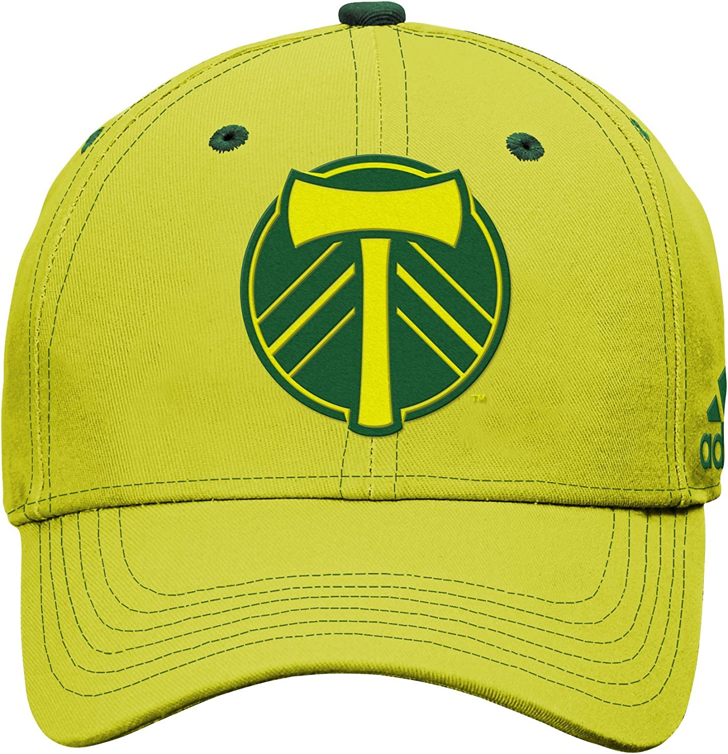 MLS by Outerstuff Boys Tonal Logo Structured Adjustable Hat