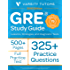 GRE Prep Study Guide: Lessons, Strategies, and Diagnostic Tests
