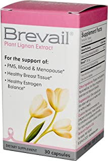 product image for Barlean's Brevail Plant Lignan Extract, 30 Capsules