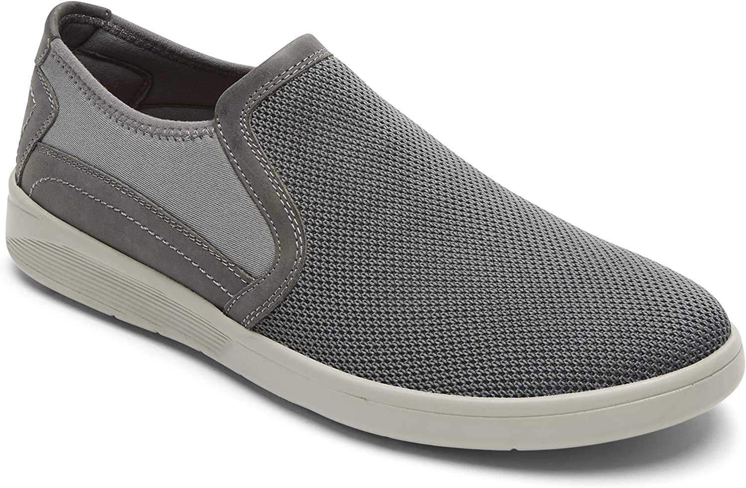 Rockport Men's Limited time cheap sale Caldwell Twin Slipon Gore Sneaker Many popular brands