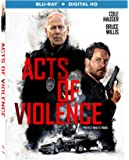 Acts Of Violence (2017) [Blu-ray]