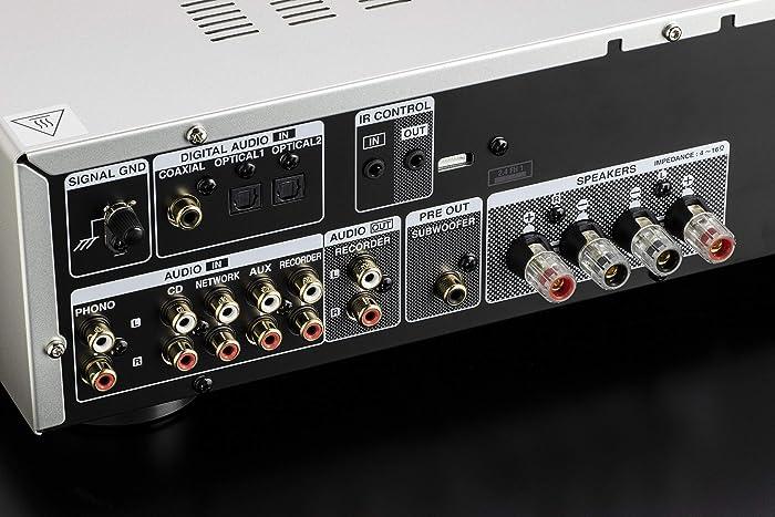 デノン Denon PMA-600NEの入出力端子