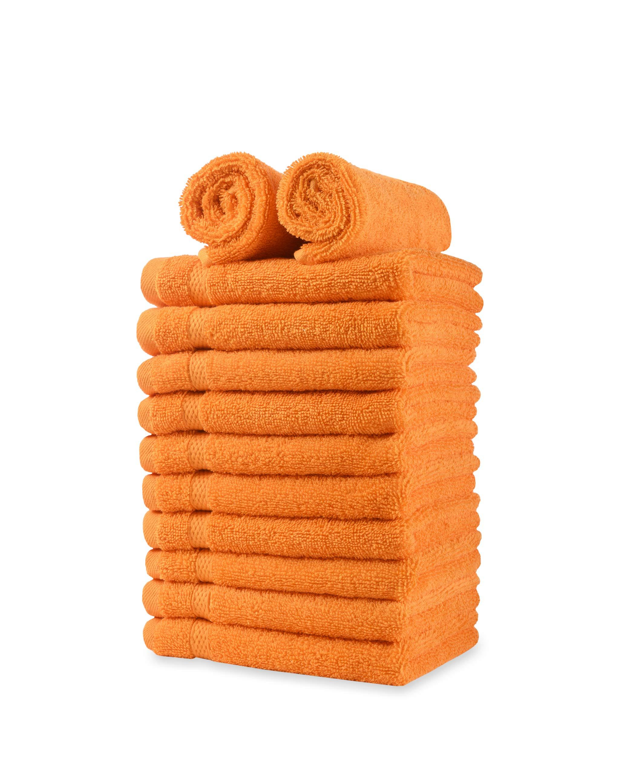 Payam Collection Premium Turkish Towels (Orange)
