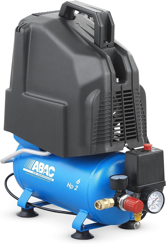 Compresor de pistón coaxial sin aceite ABAC 4116023460 Serie PRO ...
