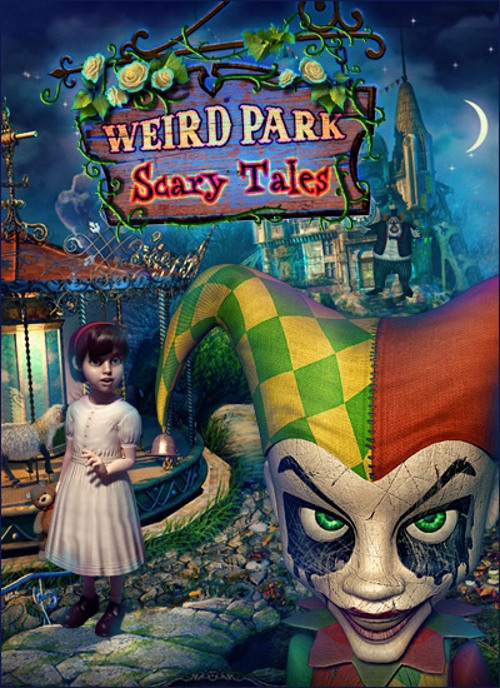 Weird Park: Scary Tales [Download] (Hidden Objects Computer Games)