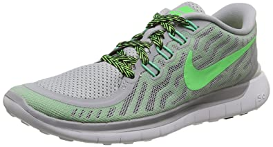 NIKE Womens Free 5.0 Running Shoe #724383-013 (7.5)