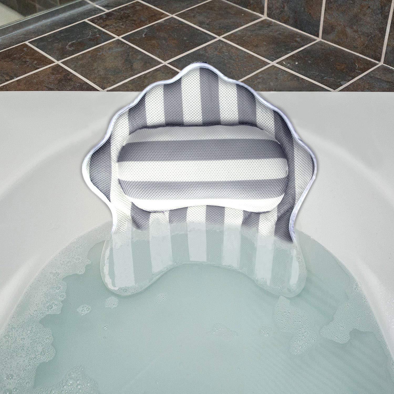 Motivo Stella Marina XMAF XMF016018-1 ad Asciugatura Rapida Cuscino per Vasca da Bagno Effetto 3D